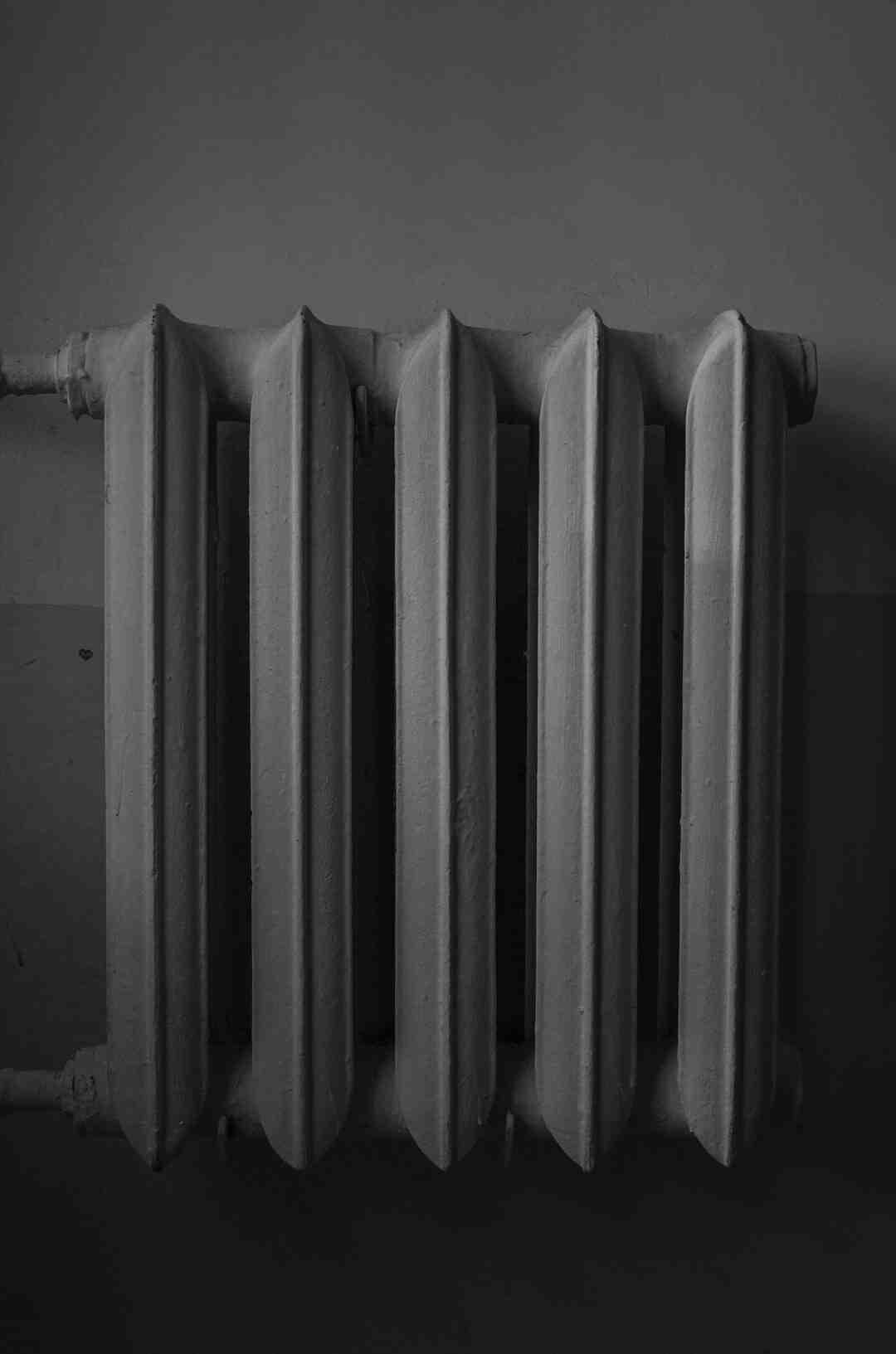 Comment condamner un radiateur qui fuit